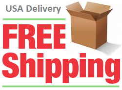 Ships within 24 hours, monday to friday. free shipping on most domestic standard orders!